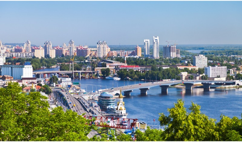 KIEV TURU | THY ile