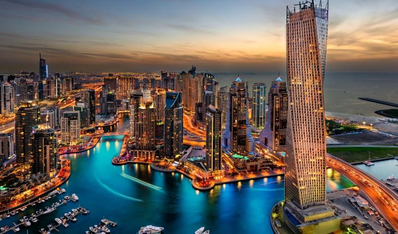 DUBAI TURU | Emirates HY ile