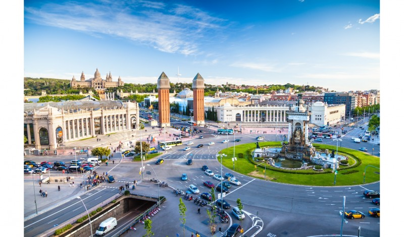 MADRID & BARCELONA TURU | THY ile