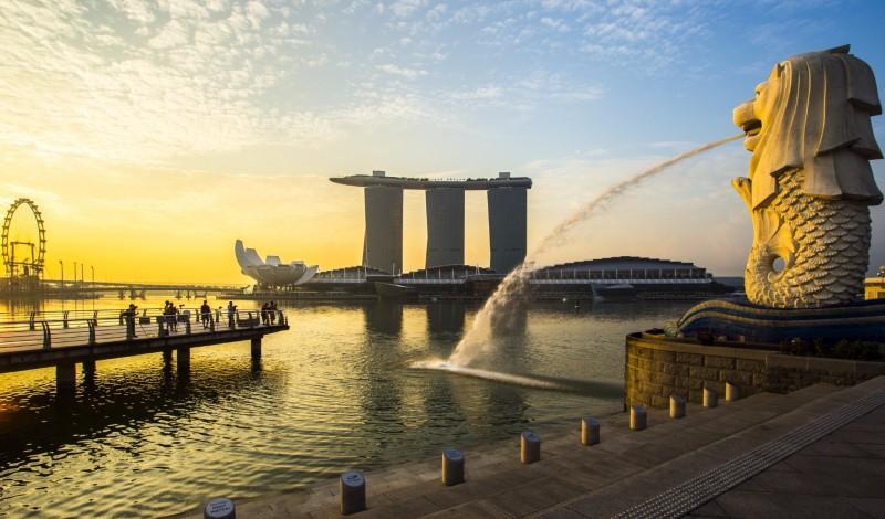 BANGKOK (2) & PATTAYA (4) & SINGAPUR | Singapur HY ile