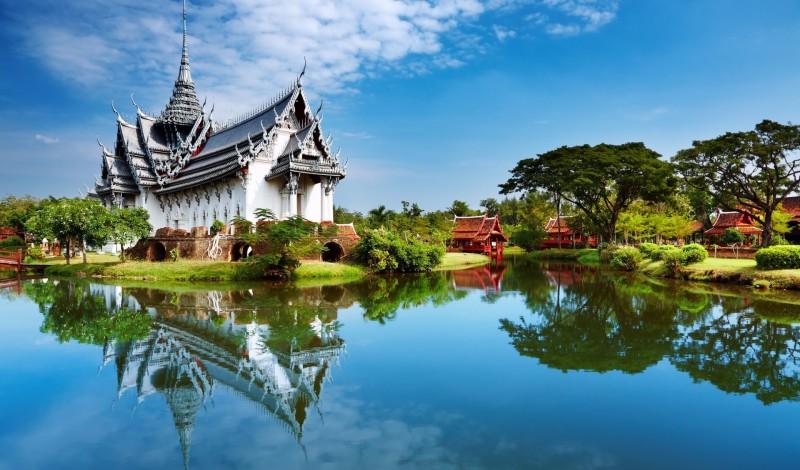 BANGKOK (2) & PATTAYA (3) & SİNGAPUR | Singapur HY ile