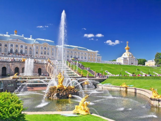 ST.PETERSBURG & MOSKOVA TURU | THY ile