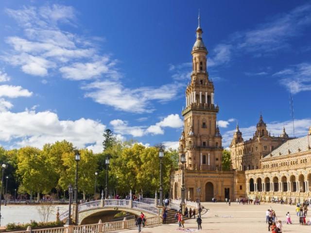 ENDÜLÜS TURU | Malaga, Cordoba, Granada, Sevilla