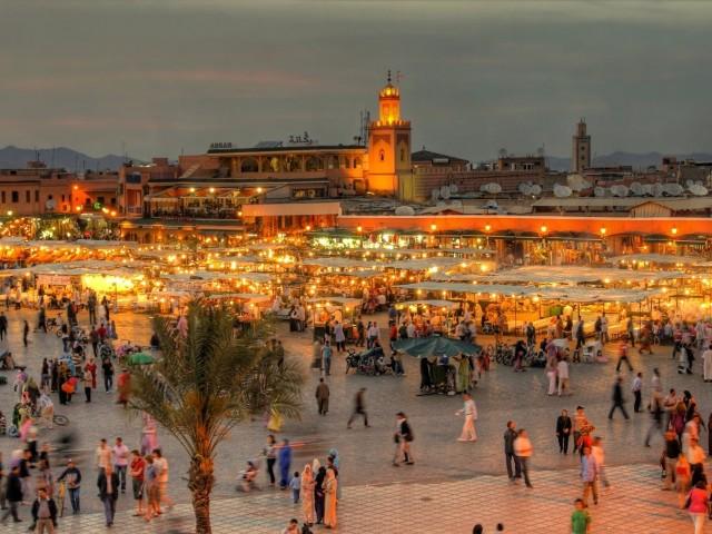 FAS TURU | THY ile | Yılbaşı