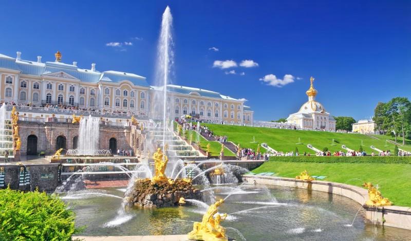 MOSKOVA (2) & ST.PETERSBURG (3)   Beyaz Geceler
