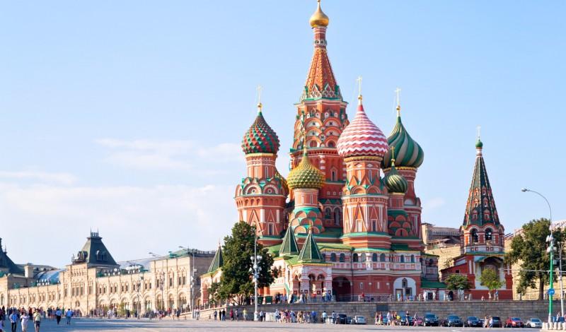 MOSKOVA (2) & ST.PETERSBURG (3)   THY ile