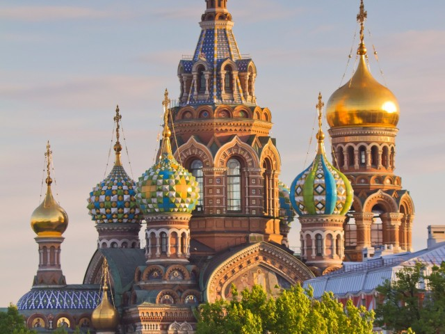 ST.PETERSBURG (3) & MOSKOVA (2) | THY ile