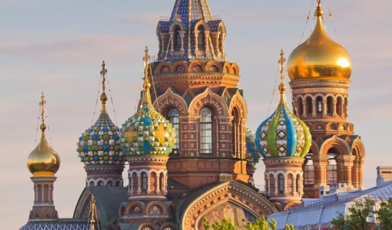 ST.PETERSBURG & MOSKOVA | THY ile