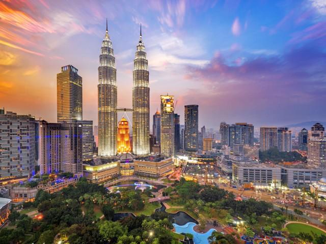 KUALA LUMPUR & BALI & SINGAPUR & JAKARTA | THY ile
