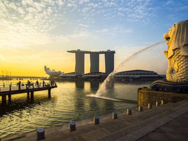 KUALA LUMPUR & SINGAPUR & TAIPEI & HONG KONG