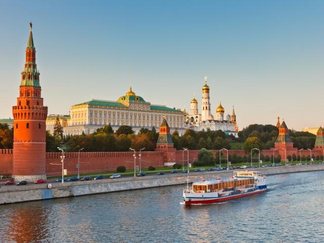 MOSKOVA & ST.PETERSBURG TURU | THY ile
