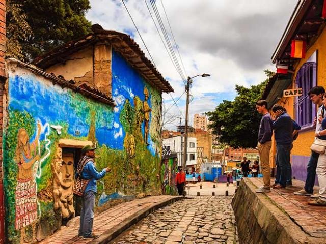 PANAMA & KOLOMBİYA  EKVADOR & PERU