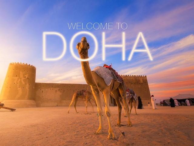DOHA TURU | QATAR HY ile